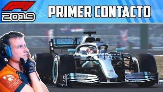 F1 2019 | PRIMER CONTACTO | GTro_stradivar Gameplay Español PS4