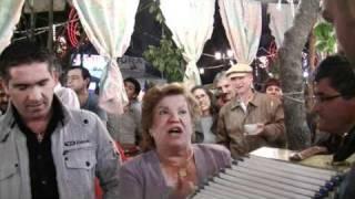 Cantar ao desafio - Desgarradas - Loureiro, Irene, Cachadinha, 2a parte - Feiras novas 2010
