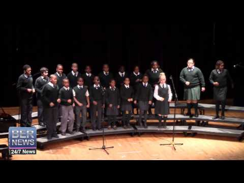 Heron Bay Primary School Choir, February 13 2015