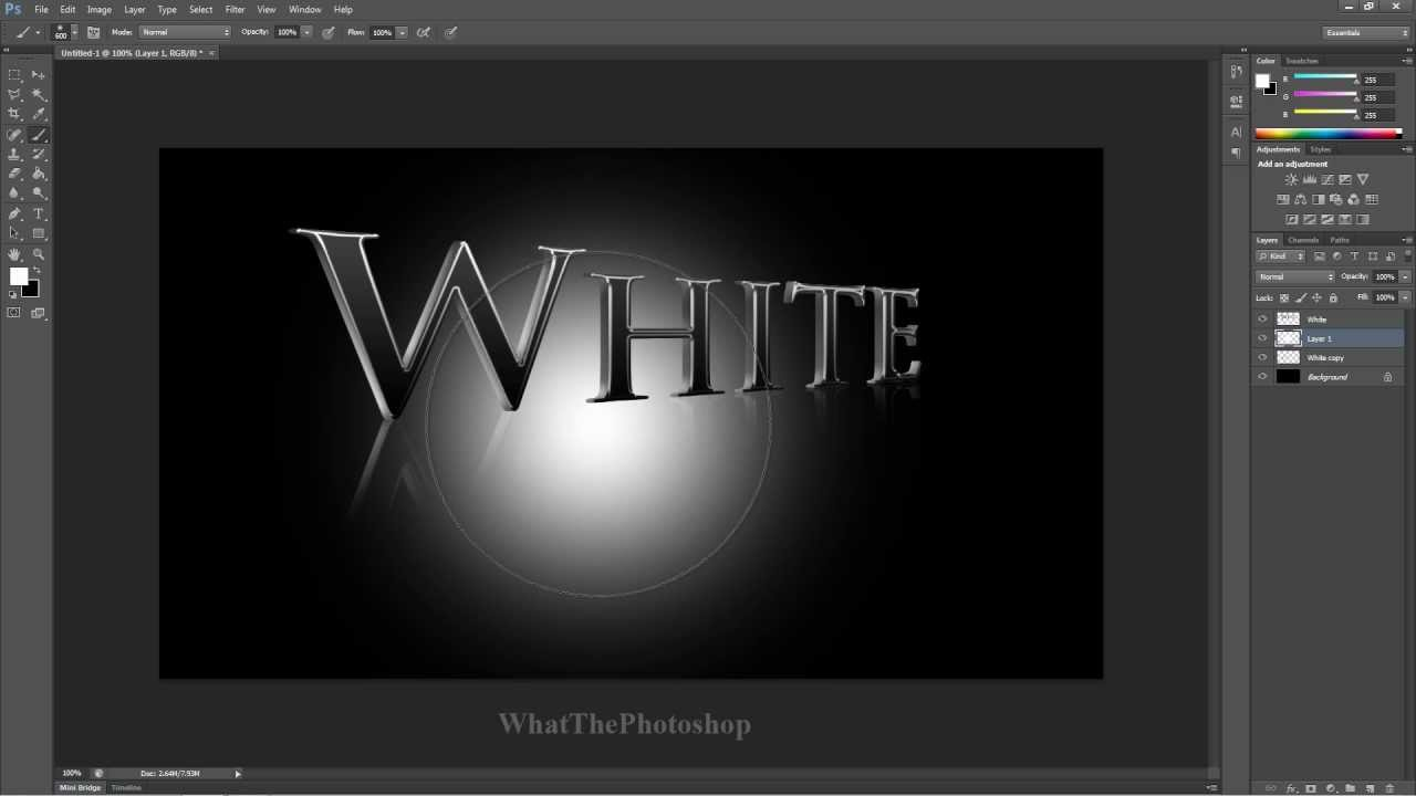 How to make 3d text in photoshop adobe photoshop cs6 tutorial how to make 3d text in photoshop adobe photoshop cs6 tutorial youtube baditri Images