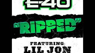 E-40 Ft. Lil Jon- Ripped [Instrumental]