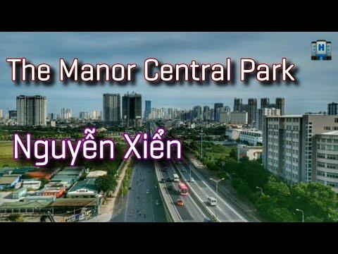 The Manor Central Park Nguyễn Xiển | Phong cách Paris trong lòng Hà Nội