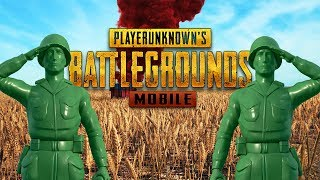 Lets play some PUBG MOBILE