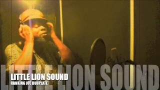 RANKING JOE Dubplate Little Lion Sound Cuss Cuss Riddim Dub