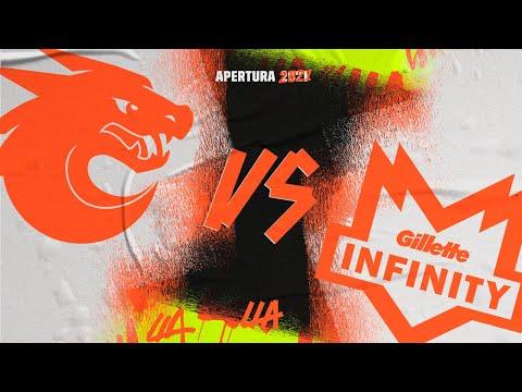 AK vs INF - LLA 2021 Opening R.2
