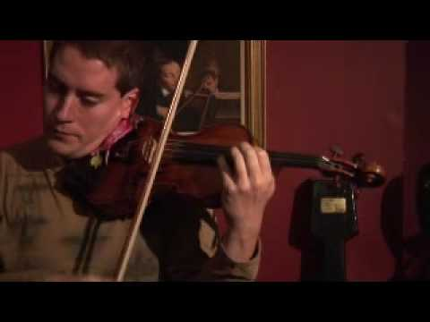 Kristof Barati plays the 1741 Giuseppe Guarneri (del Gesù), ex-Henri Vieuxtemps violin