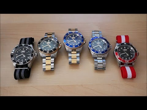 Invicta Pro Diver 40mm Super Review – The Best Sub-$100 Rolex Submariner Homage? – Perth WAtch #57