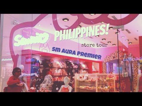 645997d74 ☆kawaii store tour #14: Sanrio SM Aura Premier (Taguig, PHILIPPINES ...