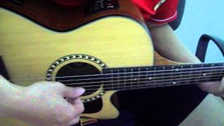Người tôi yêu [Chí Dân] - Cover acoustic guitar