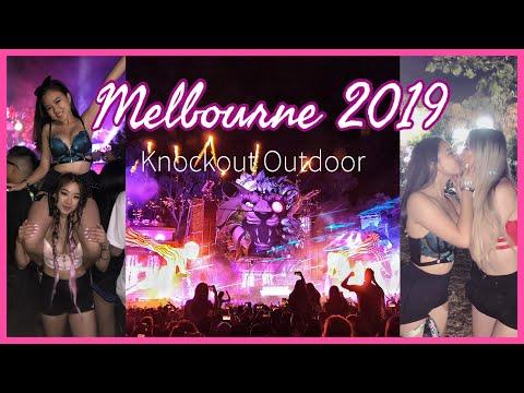 Melbourne Vlog // Knockout Outdoor 2019