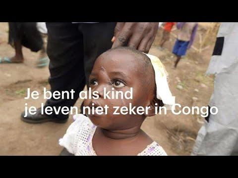 Vader overlevende machete-aanval Congo: 'wraak leidt tot meer oorlog'  - RTL NIEUWS