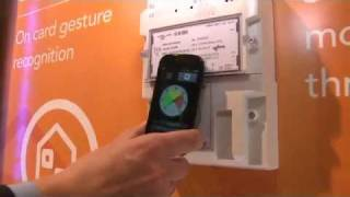 NFC Secure Smart Meter Demo (NXP and Landis+Gyr)