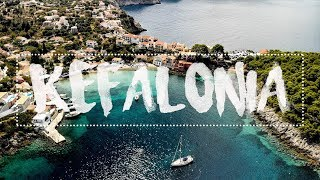 Let's Go - Kefalonia | Cinematic Travel | DJI Mavic Air