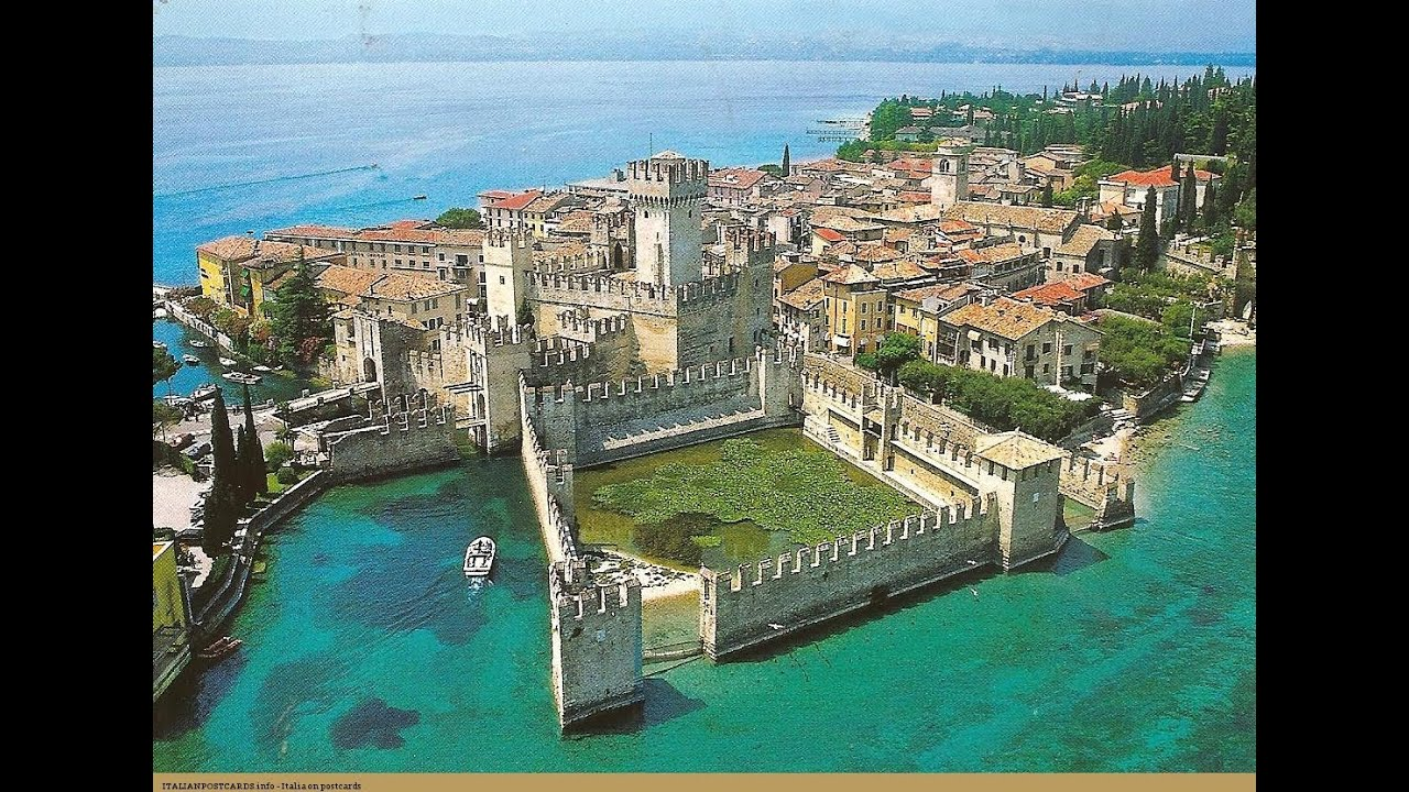 Sirmione Hotels Am See