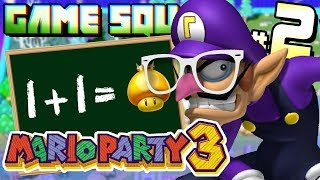 GAME SQUAD | Mario Party 3 - Woody Woods Part 2 (WALUIGI IQ)