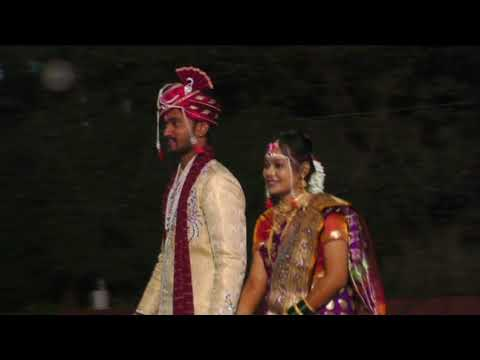 Marathi Wedding Video | Bidai | Pratiksha & Kushal