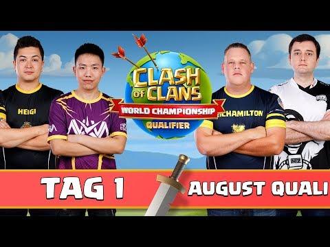 clash-of-clans-weltmeisterschafts-quali-august-|-tag-1-|-clash-of-clans-deutsch
