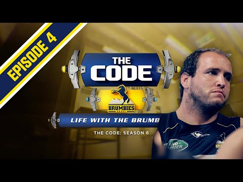 The Code - Life With The Brumbies - Series 6 Episode 4