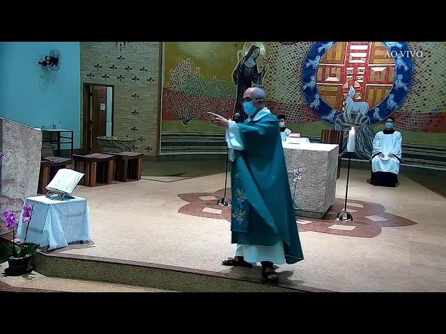 Santa Missa Sábado (24° Terceiro Domingo do Tempo Comum) - 11/09/2021