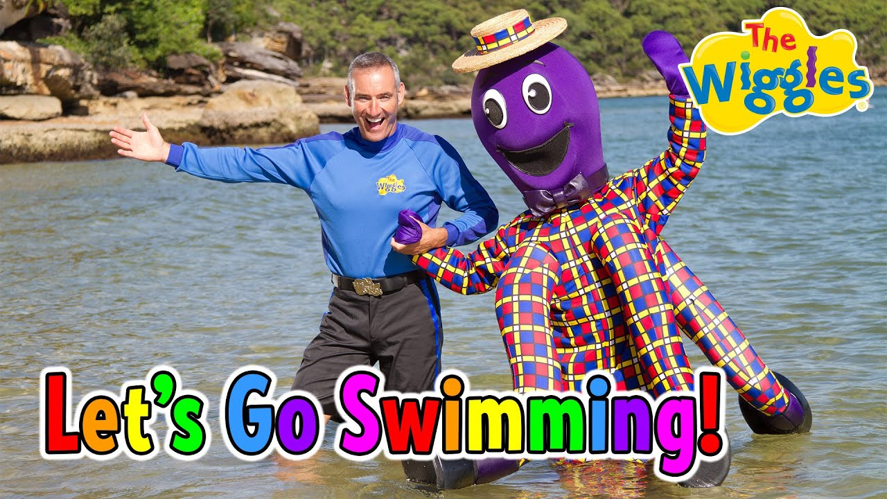 The Wiggles: Let's Go Swimming | Top of the Tots! Sport Songs for Kids