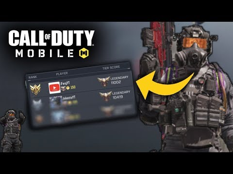 🔴#1 RANKED PLAYER COD MOBILE LIVE🔴 Grinding Ranked against hard players! Call Of Duty: Mobile