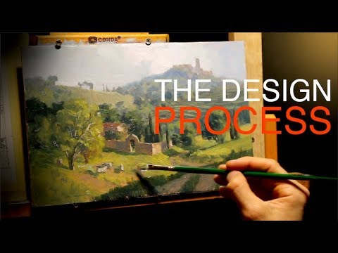 The Design Process - How to create an ENGAGING COMPOSITION!