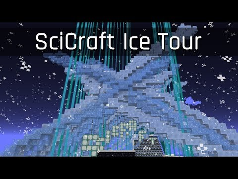 SciCraft Ice Tour | Minecraft 1.12