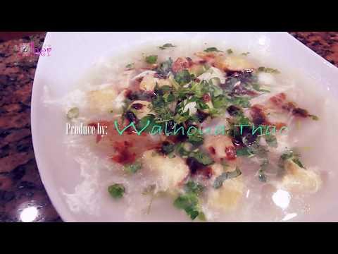 Vegan Rice Noodle Soup