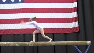 Mya Witte  - Balance Beam - 2019 U.S. Gymnastics Championships - Junior Women Day 2