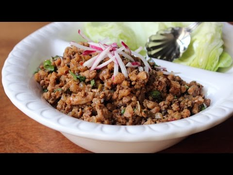 Chicken Lettuce Wraps How to Make Spicy Chicken Lettuce Wraps at Home