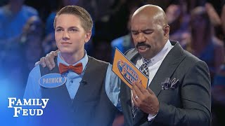 Let's get rid of THESE TAGS! | Family Feud