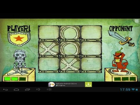 Tic Tac Toe Showdown - Android and iOS gameplay PlayRawNow