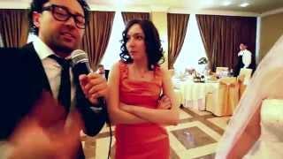 Веселая и Душевная свадьба Антона и Аллы в ресторане Ла Делиция & ведущий РУСЛАН ЛОЙМ