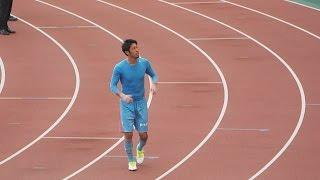 2017年5月14日 第11節 アルビレックス新潟vs浦和レッズ 試合後、大谷幸...