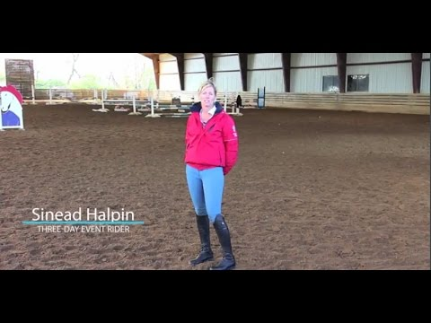 Mountain Horse USA - Sinead Halpin And Her Sovereign Field Boots