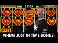 OOPS! BIG BET BONUS 💵 Dollar Storm PAYS Just In Time ...