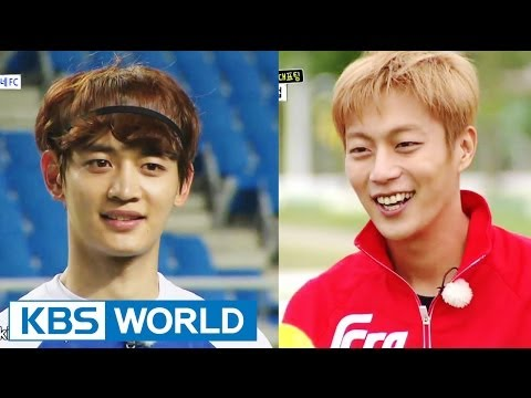 Cool Kiz on the Block | 우리동네 예체능 - World Cup Stars and Brazi