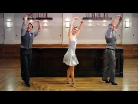 Darcey Bussell Dances Hollywood - Good Morning