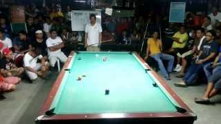 "Efren ""Bata"" Reyes Vs Jericho Banares (Cainta,Rizal) Part 5"