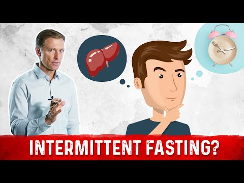 Is Fasting Good or Bad for the Liver?