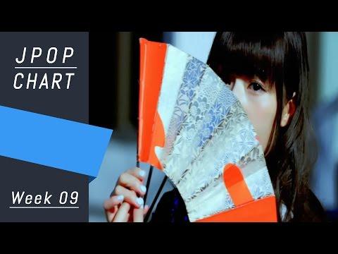 J-POP CHART | J-POP ORICON | Week 09 - Top 30