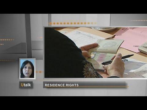 Diritto di soggiorno per i familiari non comunitari - utalk - YouTube