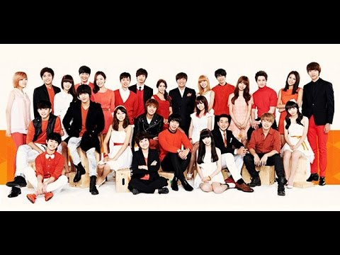 KPOP Evolution (FNC Entertainment Artists Evolution) - Until 2016