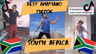 best amapiano tiktok videos south africa