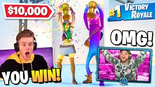 I WON Lachlan's $10,000 Fortnite Fashion Show FINALS!
