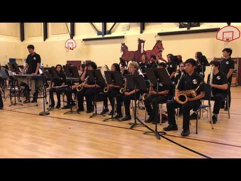Jive At Five - Bernal Intermediate Jazz Band 2018