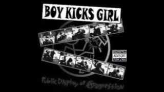 Watch Boy Kicks Girl Ode To Me video