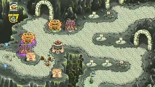 kingdom Rush: Frontiers Walkthrough Level 12 Veteran
