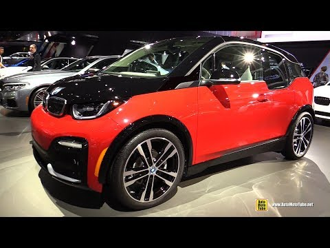 2018 BMW i3 S - Exterior and Interior Walkaround - 2017 LA Auto Show