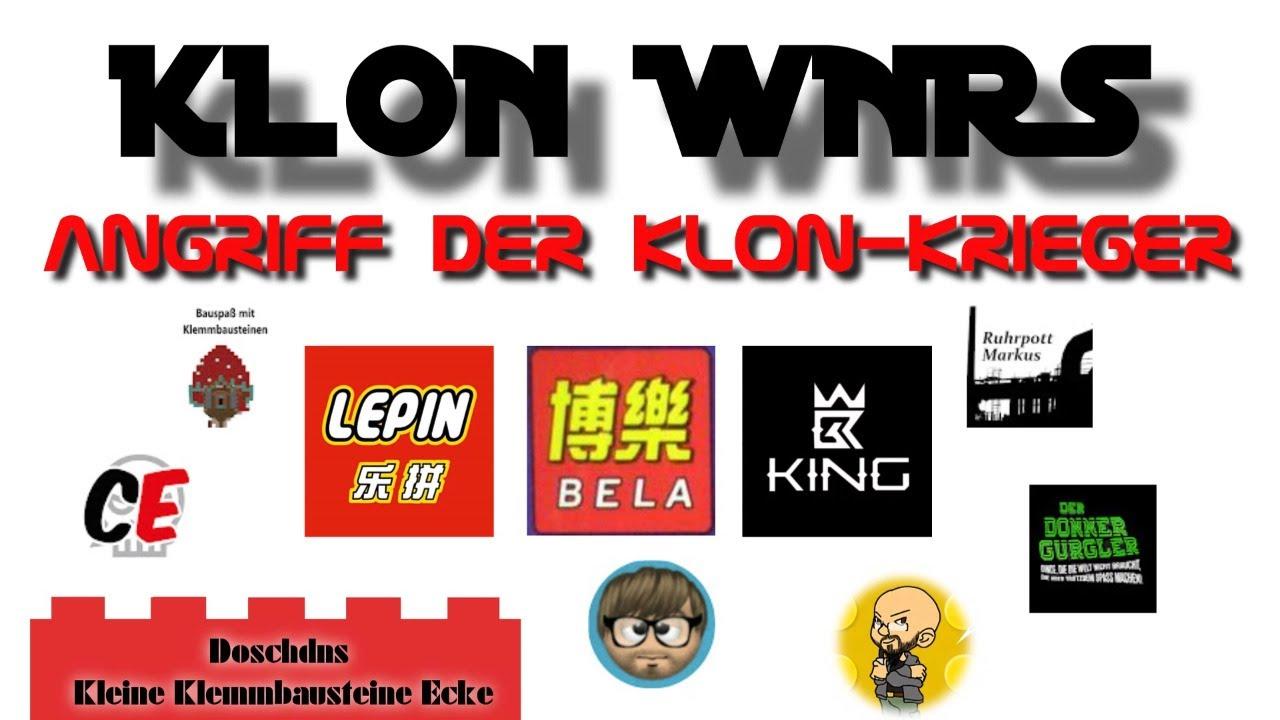 Klon Wnrs - Angriff der Klon-Krieger
